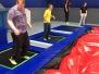Rebound trampolining