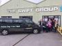 Swift caravans visit and tour